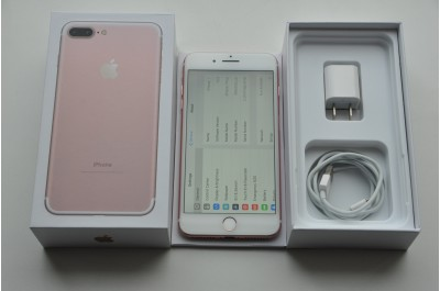 Apple iPhone 7 Plus 128Gb Rose Gold Neverlock