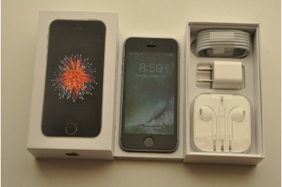 Apple iPhone SE 16 Gb Space Gray Neverlock
