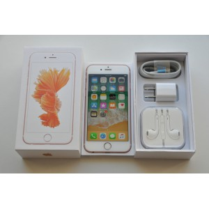 Apple iPhone 6s 32 Gb Rose Gold Neverlock