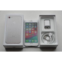 Apple iPhone 7 256gb Silver Neverlock