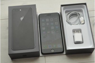 Apple iPhone 8 Plus 64Gb Space Gray  Neverlock