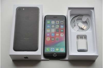 Apple iPhone 7 256 Gb Black  Neverlock