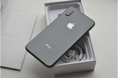 Apple iPhone XS Max  512 Gb Black  Neverlock