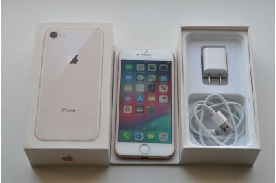 Apple iPhone 8 256 Gb Gold  Neverlock