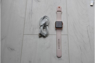 Apple Watch Series 3  38mm Rose