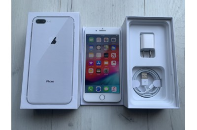 Apple iPhone 8  Plus 64 Gb Silver  Neverlock
