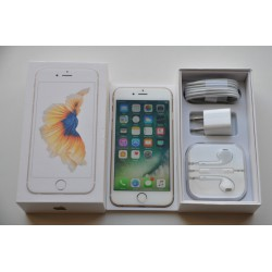 Apple iPhone 6S  16 Gb Gold Neverlock