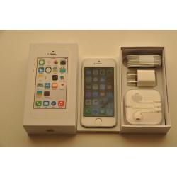 Apple iPhone 5S 16 Gb Silver Neverlock