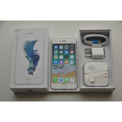 Apple iPhone 6S   16 Gb Silver    Neverlock