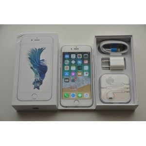 Apple iPhone 6S   16 Gb Silver    Neverlock